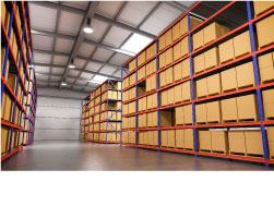 Document Storage Warehouse