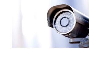 Record Storage Facility Security Camera